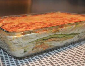 Blogbeitrag Lasagne